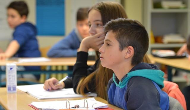 125 Schüler_innen des 8.Jahrgangs lernen anhand von Erfolgsgeschichten
