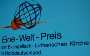 Eine Welt Preis Logo