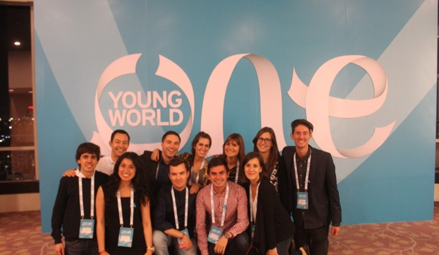 One Young World Kongress in Bangkok_Stellinger Abiturient dabei
