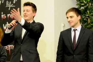 Ole und Philipp