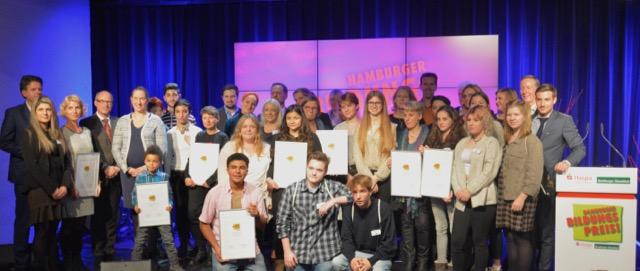 Hamburger Bildungspreis für Plastik war gestern