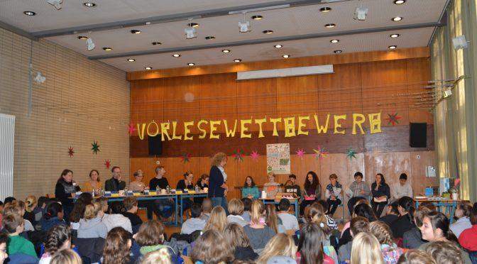 Vorlesewettbewerb 2016 an der Stadtteilschule-Stellingen