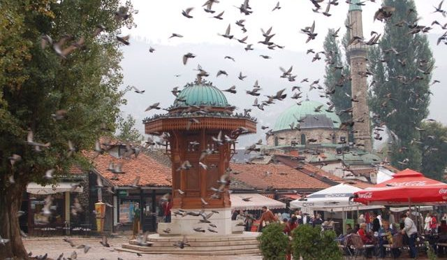 Sarajevo Austausch 2017