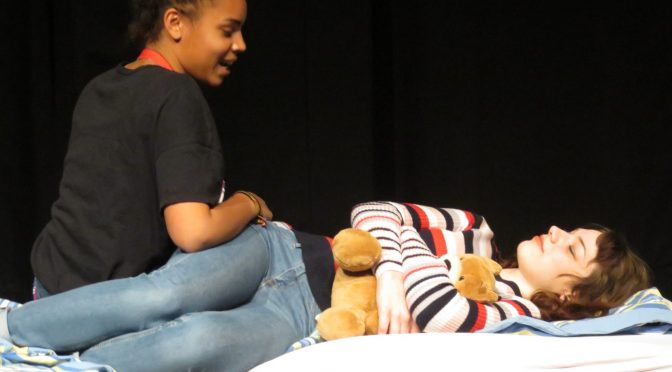 """Theaterstück """"Wir Kinder vom Bahnhof Zoo"""""""