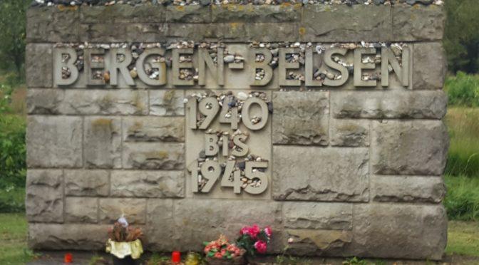Besuch der Gedenkstätte Bergen-Belsen