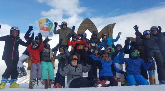 Skireise nach Maria Alm