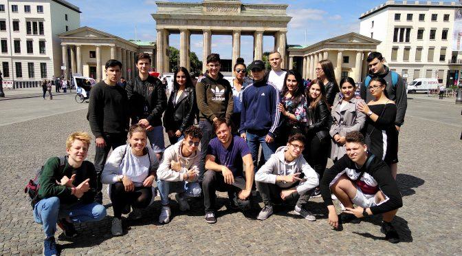 Profil iWorld zu Gast im Bundestag