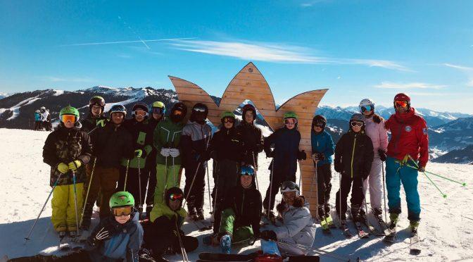 Tagebuch der Skireise von Philip und Paul